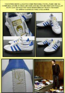 Adidas x Noel Gallagher
