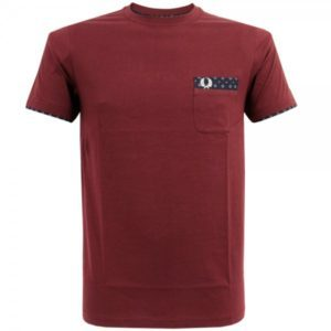 Fred Perry Drakes Heritages tee