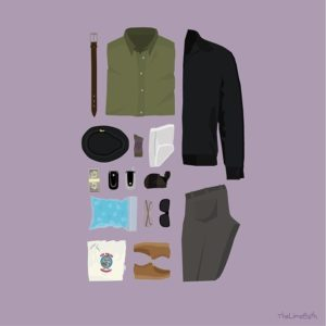 Breaking Bad - Outfit Grid