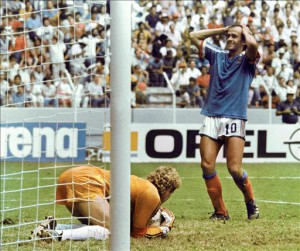 WORLD CUP-1986-WEST GERMANY-FRANCE