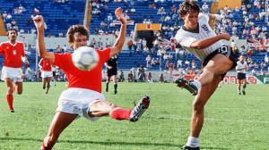 Gary Lineker vs Polen