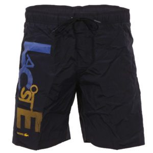Lacoste Mh9733 Marine Blue Swim Shorts