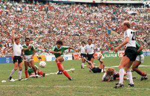 Mexiko vs Deutschland