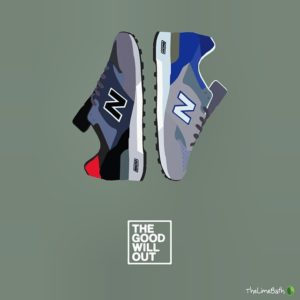 New Balance 577 Day & Night Pack Autobahn