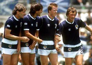 Schottland 1986