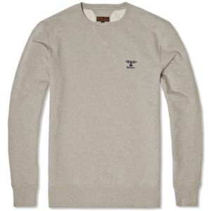 Barbour Heritage Standard Crew Sweat