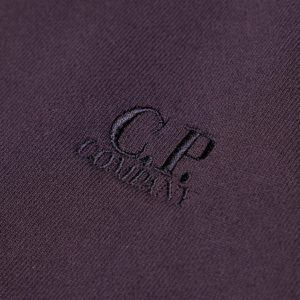 C.P. Company Garment Dyed Mako Fleece Crew Sweat 2
