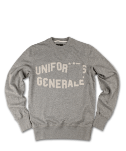 UGS002 UNIFORMES POCKET SWEAT