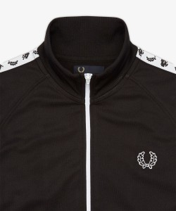 Space Invaders Track Jacket 2