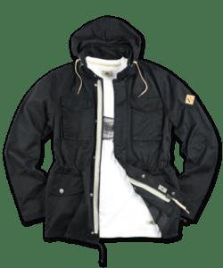 UG M-65 jacket black