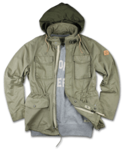 UG M-65 jacket khaki