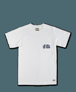 UG SFSG POCKET TEE - WHITE