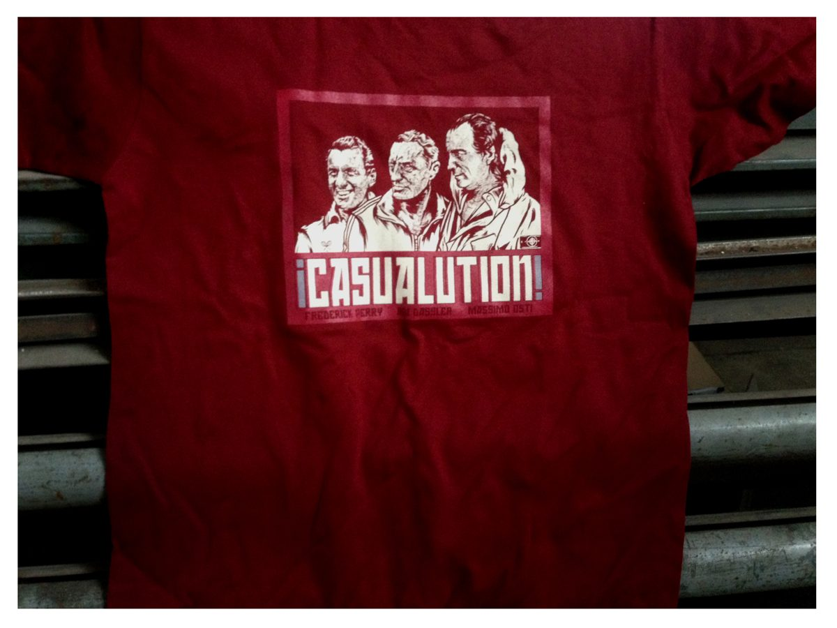 CASUALUTION! Sapeur One Step Beyond | Sapeur One Step