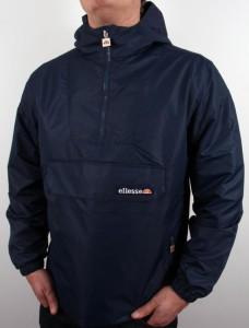 Jacket rain blue