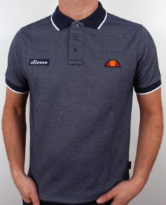 Polo navy blue