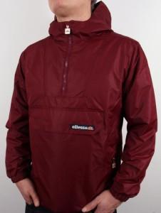 Rain jacket burgundy