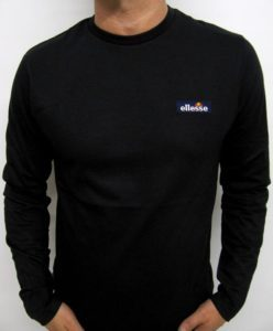 Sweat badge black