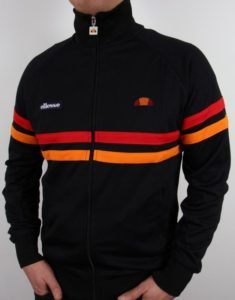 Tracktop Rimini red orange
