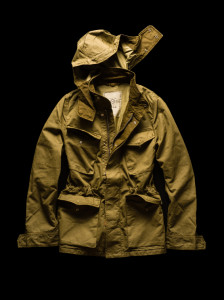 FIELD JACKET CLOISTER
