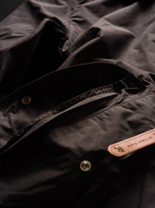 FISHTAIL PARKA anthrazit2