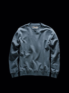 GARMENT DYED SWEATSHIRT3