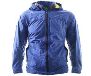 MA.strum Standard Kit Packable Rain Tunic-Kombu