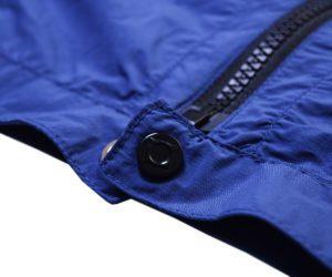 MA.strum Standard Kit Packable Rain Tunic-Kombu2