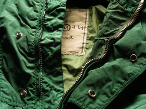 Short Parka green2