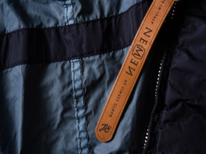 Short Parka navy2