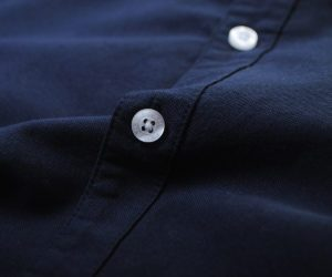 Farah Brewer L:S Shirt Navy4