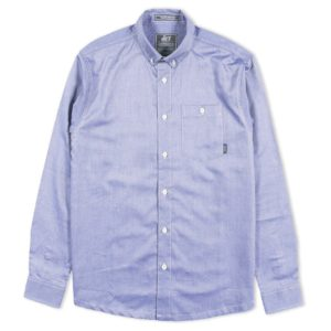 Peaceful Hooligan PORTLAND SHIRT - BLUE