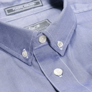 Peaceful Hooligan PORTLAND SHIRT - BLUE4