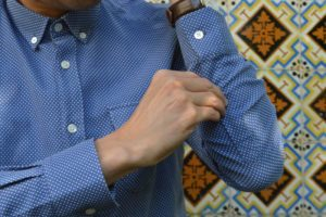 Roca Chambray Shirt4