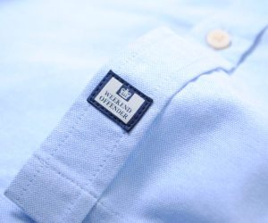Weekend Offender Cruzado L:S Shirt Blue4