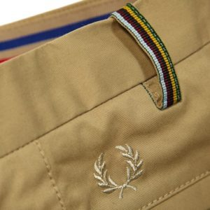 FRED PERRY BRADLEY WIGGINS CITY SHORT2