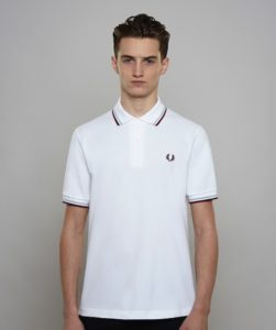 Fred Perry M12 Shirt