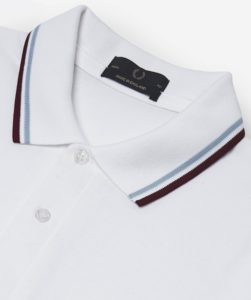 Fred Perry M12 Shirt2