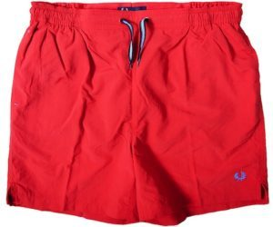 Fred Perry Swim Shorts Wallace Red