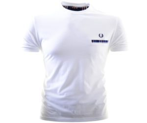Fred Perry Woven Jet Pocket T-Shirt