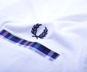 Fred Perry Woven Jet Pocket T-Shirt 2