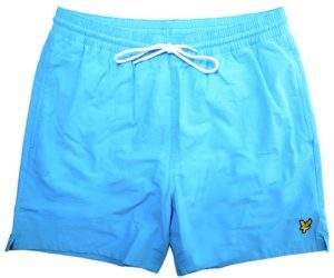 Lyle & Scott Swim Shorts School Blue