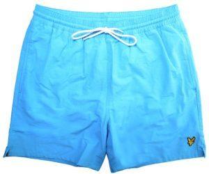 Lyle & Scott Swim Shorts School Blue