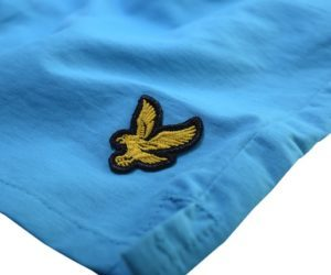 Lyle & Scott Swim Shorts School Blue2