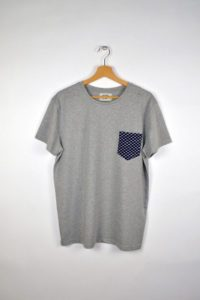 Newfangle Falésia Pocket T-Shirt