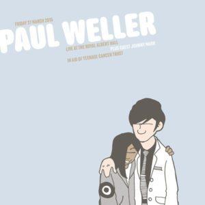 PAUL_WELLER_POSTER_AW