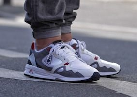 "Le Coq Sportif R1000 ""Optical White"""
