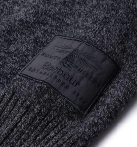 BARBOUR STAPLE CREW NECK2