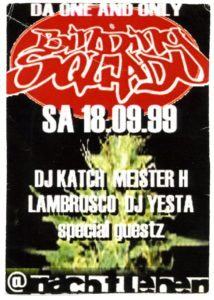 Oldschool Flyer