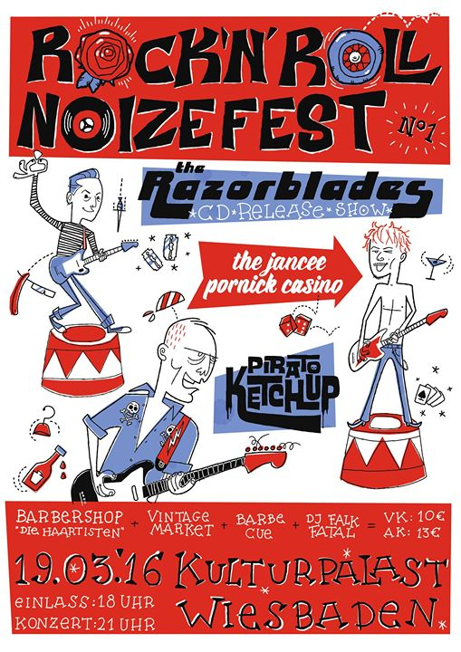 ROCK `N` ROLL NOIZEFEST