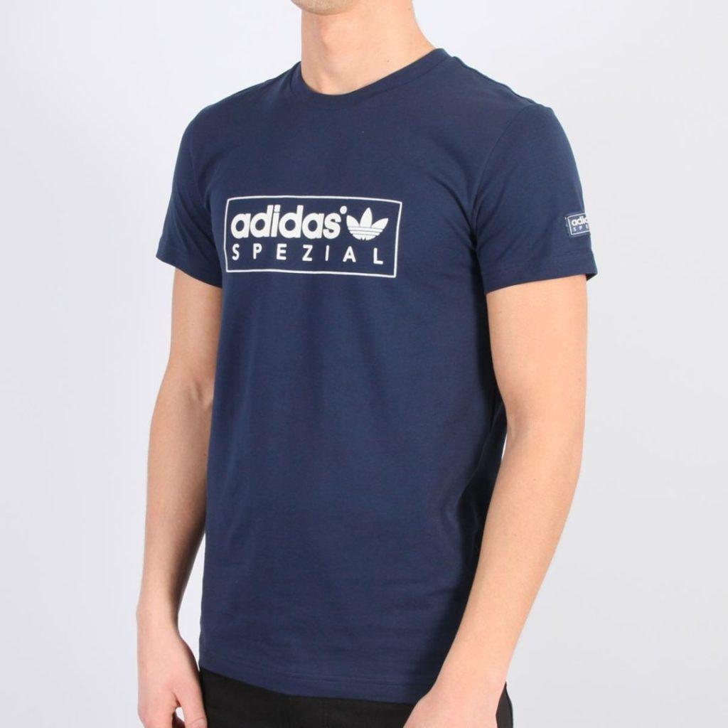 adidas Originals Spezial Box Logo Tee